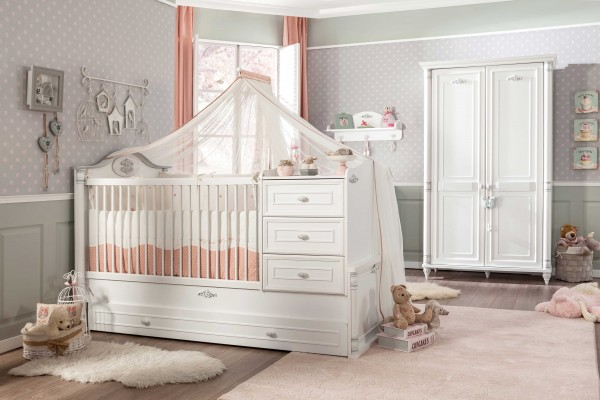 Cilek Romantic Babyzimmer