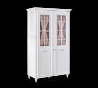 Cilek ROMANTICA Kleiderschrank mit Fenstertüren