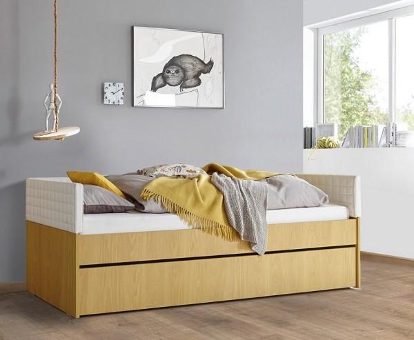 Bett FRELI inkl. Schubkasten/ Gästebett