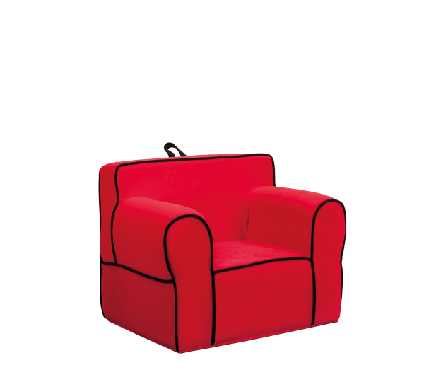 Cilek Champion Racer Comfort Kindersessel Rot