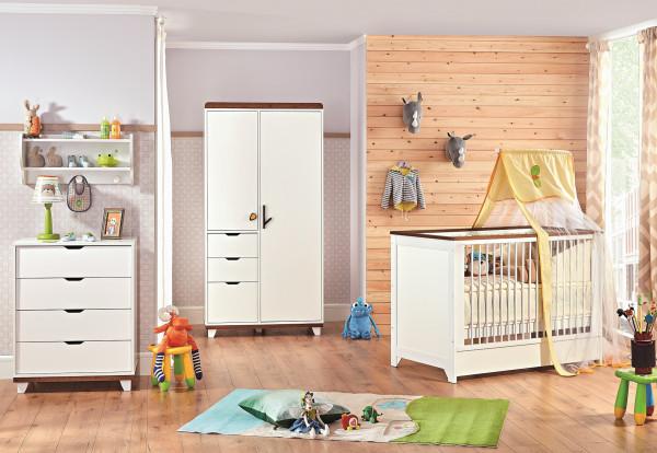 Babyzimmer KAKULE, 4-teilig