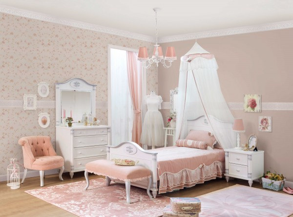 Cilek Romantic Kinderzimmer