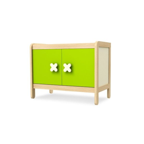 Timoore Sideboard Simple mit 2 Türen in 4 Farben