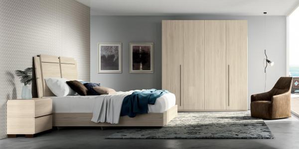 Schlafzimmer PERLA, 3-teilig