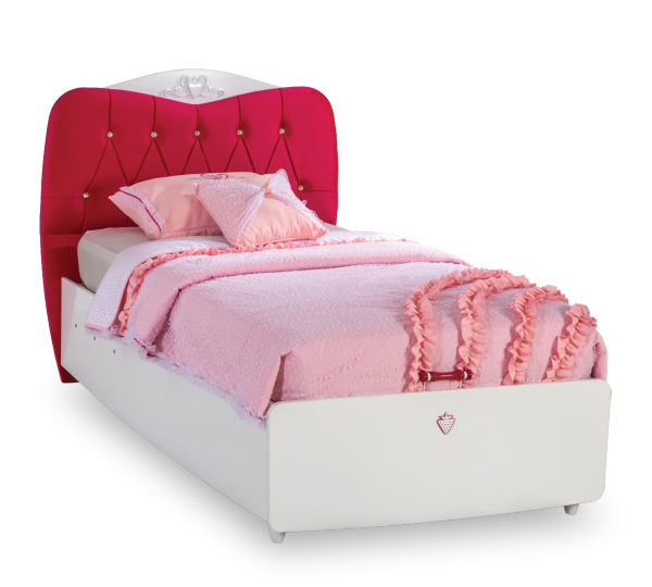 Cilek Yakut Bett mit Bettkasten, 100x200 cm
