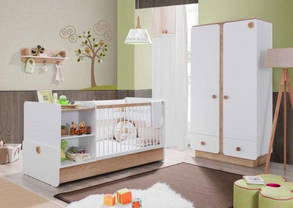 Natura Baby Babyzimmer 6tlg.