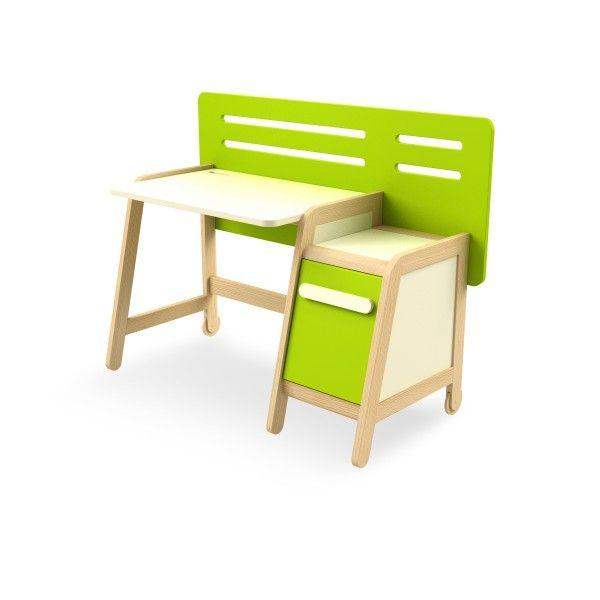 Timoore Schreibtisch Simple mit Schubladen