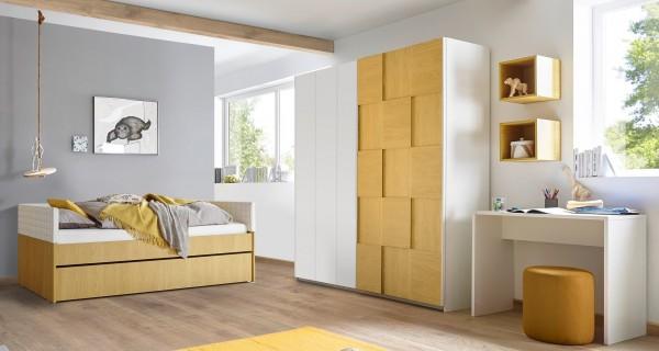 Schlafzimmer FRELI, 3D inkl. Schubkasten/ Gästebett