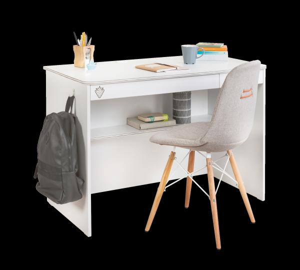 Schreibtisch l WHITE