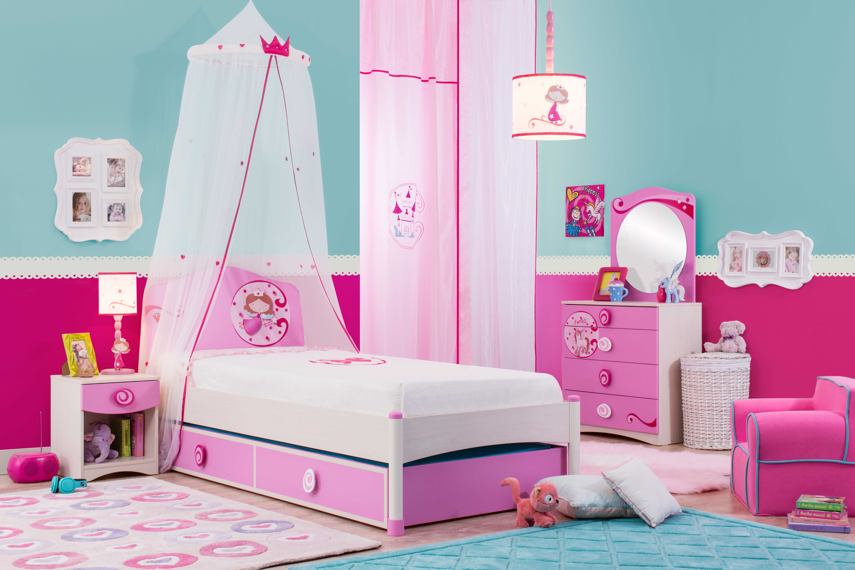 Cilek-Princess-Kinderzimmer