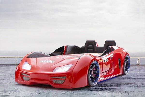 Autobett GT 999 Extreme / Rot