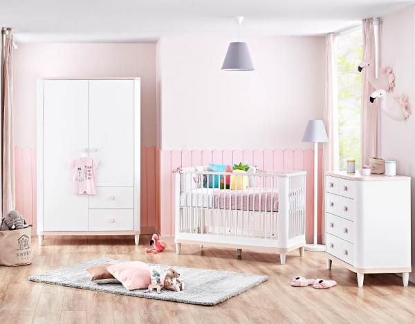 Babyzimmer LIMA, 3-teilig