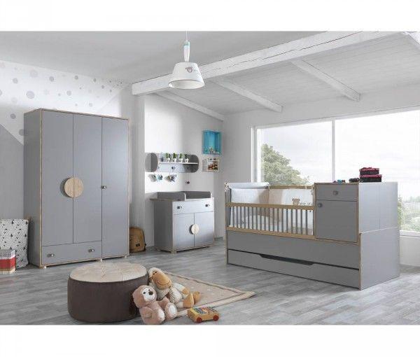 Babyzimmer FINDIK 4-teilig (I)