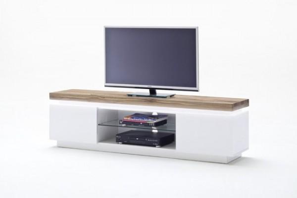 TV - Lowboard Silke I, inkl. LED-Beleuchtung
