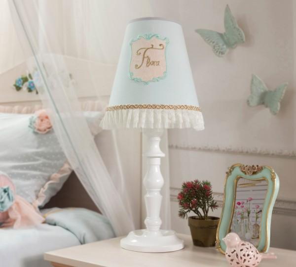 Flora Paradise Tischlampe