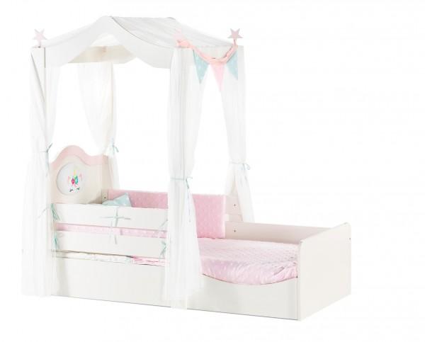 Kinderbett UNICORN, 80x180 cm
