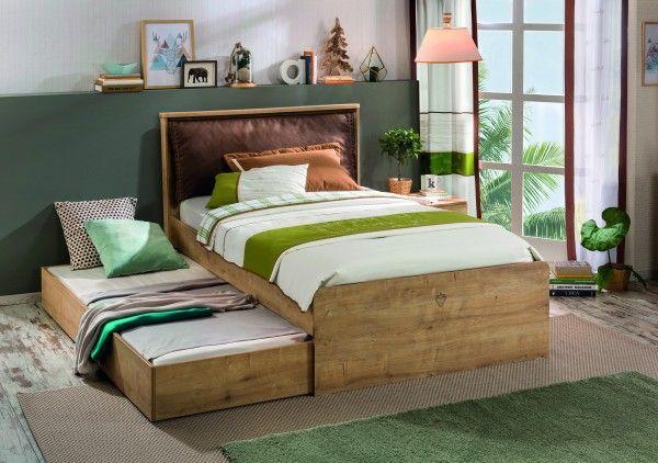 Cilek MOCHA Bett, 120x200 cm mit Bettkasten