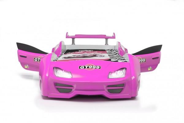 Autobett GT 999 Pink mit Türen