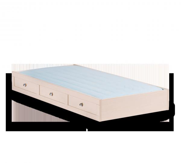 Cilek FLOWER Bettkasten / Ausziehbett, 90x180 cm
