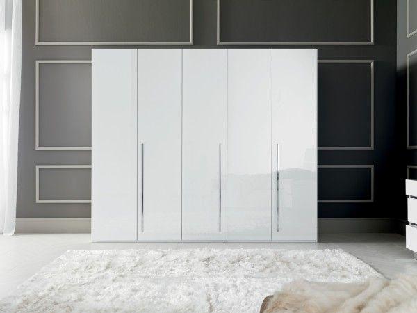 Kleiderschrank Caprice, italienische luxus Möbel, 5 - türig