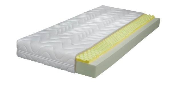 Memory Easy 7-Zonen-Visco-Conturschaum Matratze 90x190 cm
