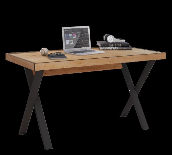 Cilek LINE Schreibtisch, schwarz