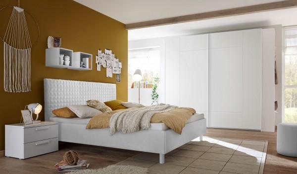 Schlafzimmer FRELI weiß