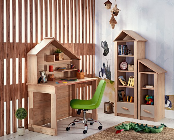 Kinderzimmer-Set MY HOUSE, 3-teilig