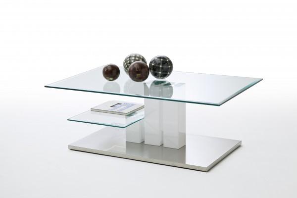 Couchtisch NIMI, Glastisch