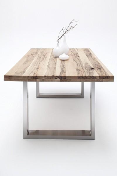 Esszimmertisch, Massivholz, 3 Größen, 4 Farben