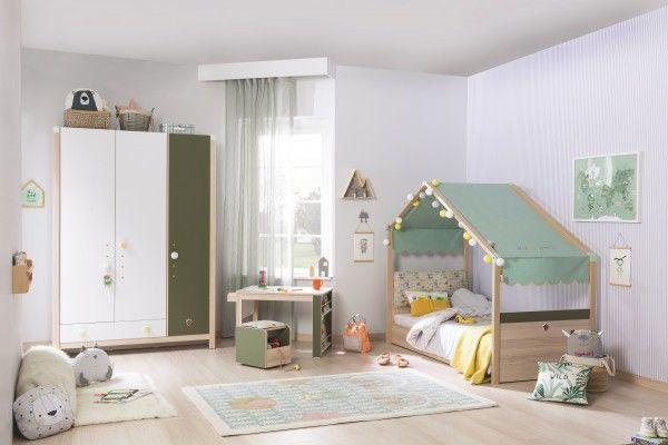 Cilek MONTE Kinderzimmer, 4-tlg.