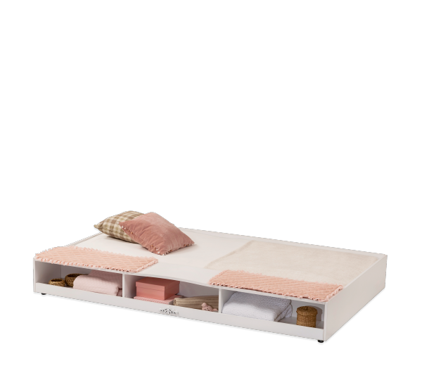 Cilek ROMANTICA Bettkasten / Ausziehbett, 90x190 cm