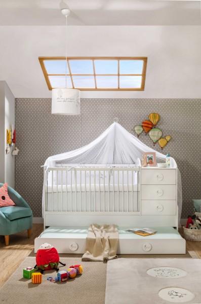 Baby Cotton mitwachsendes Bett
