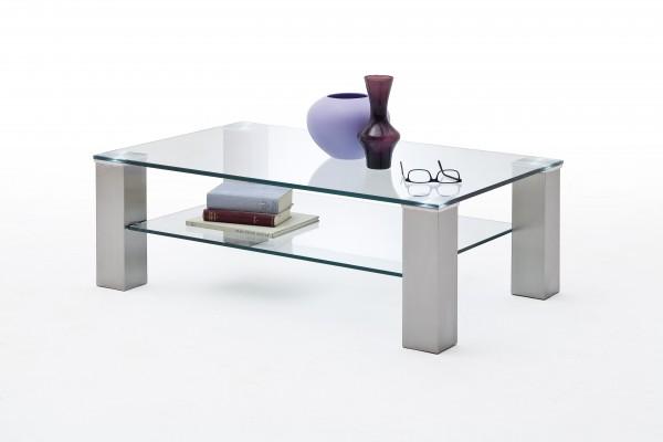 Couchtisch ASTORIA II, Glastisch