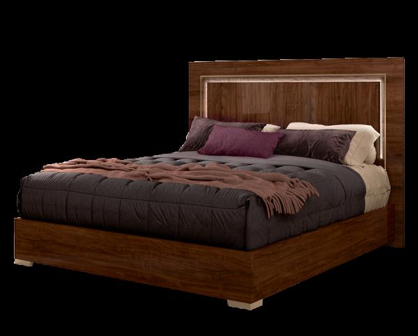 Status EVA Bett mit Kopfteil, 3 Größen