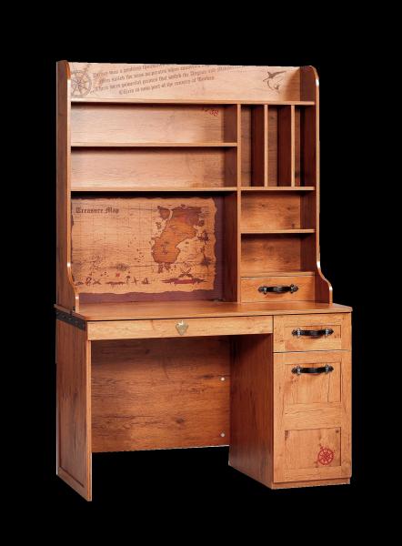Cilek PIRATE Schreibtisch mit Aufsatz
