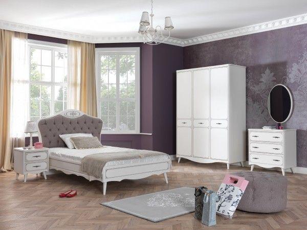 Schlafzimmer PERLA