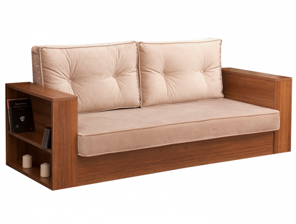 Multimo NOVA PLUS Sofa mit Regalen