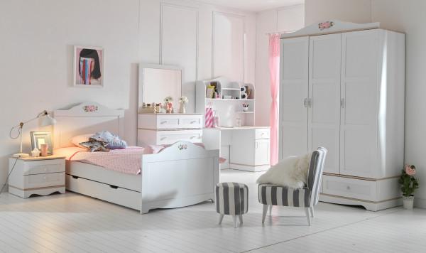 Kinderzimmer LAURA, 7-teilig