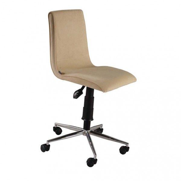 Alfemo Schreibtischstuhl Siena beige
