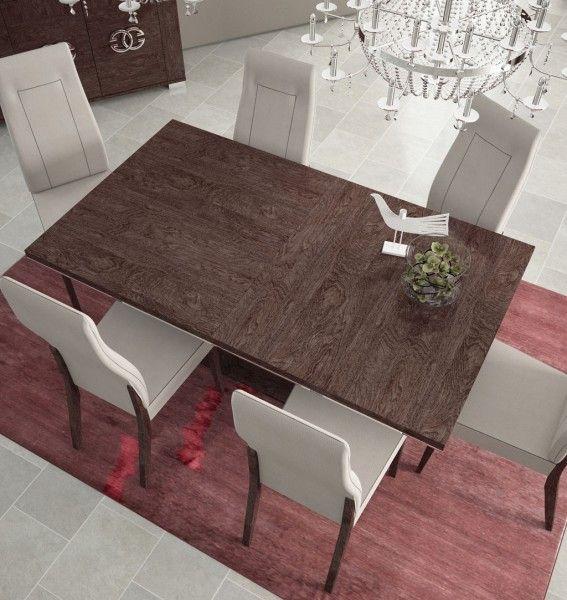 Esstisch PRESTIGE, italienische luxus Möbel, ausziehbar