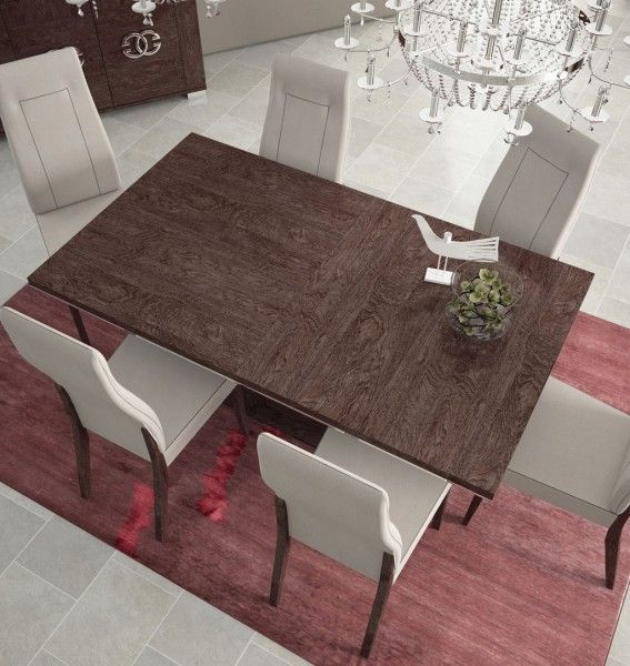 italienische esstische. Black Bedroom Furniture Sets. Home Design Ideas