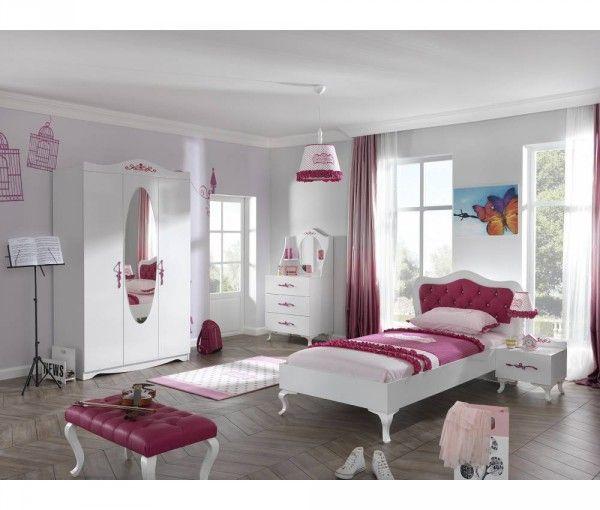 Kinderzimmer PAPATYA, 4-tlg.
