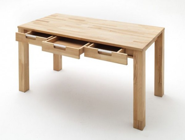 Schreibtisch Leni Massiv I