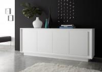 Sideboard ADORATA in Weiß/ Beton