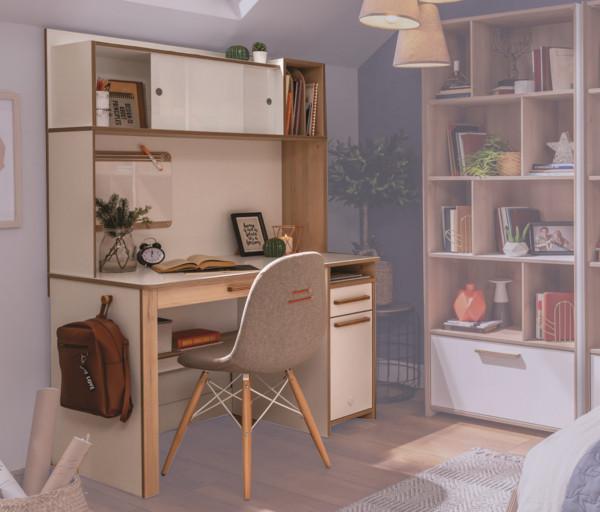 Cilek MODERA Schreibtisch mit Aufsatzregal