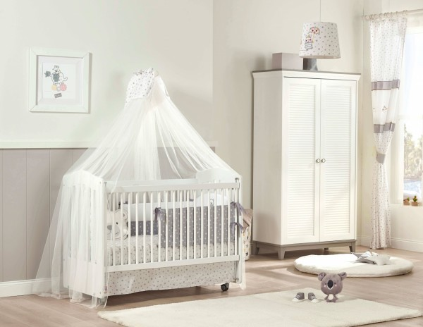 Almila MIA Babyzimmer, 2-teilig