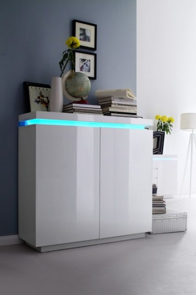 Sideboard RITA VI, inkl. LED Farbwechsel Beleuchtung