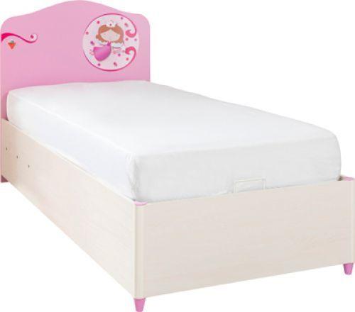 cilek kinderbett princess mit bettkasten freiburg im. Black Bedroom Furniture Sets. Home Design Ideas